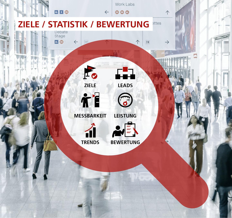 KPI Messbarkeit von virtuellen Events und Messen